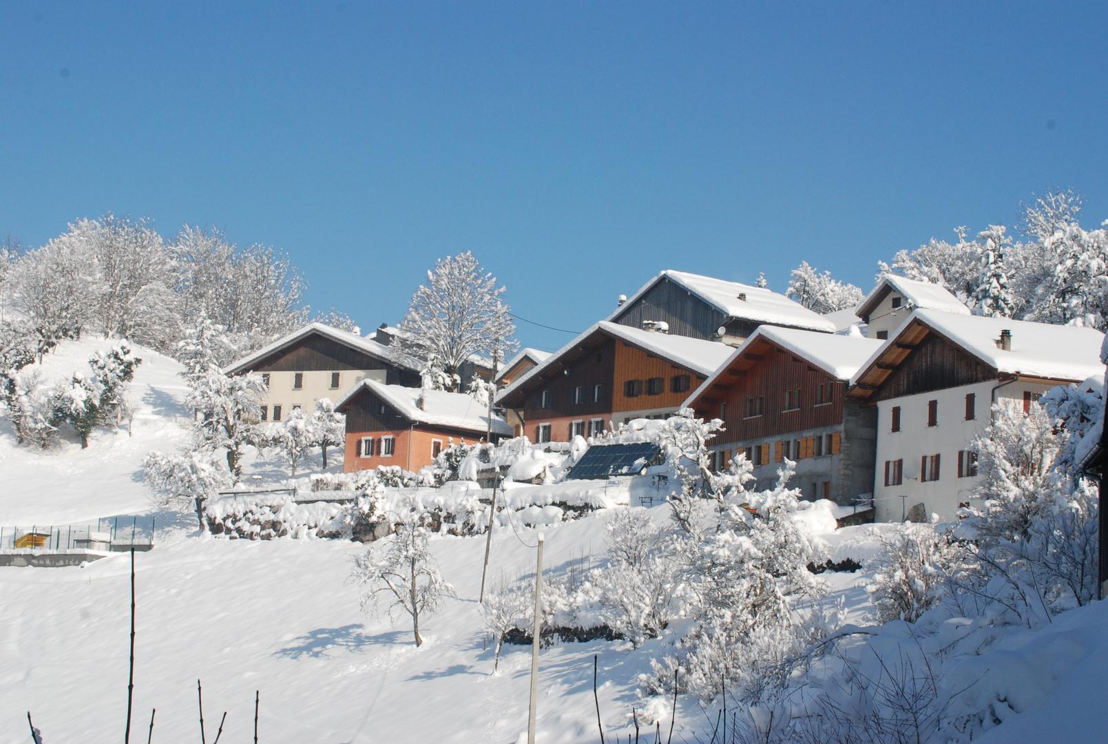 Village de Belmont - Haute Savoie