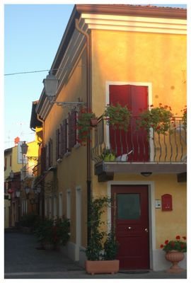 village de Caorle ( Italie)
