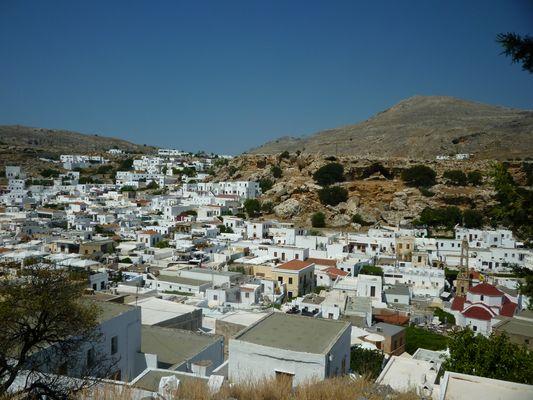 Village de Lindos