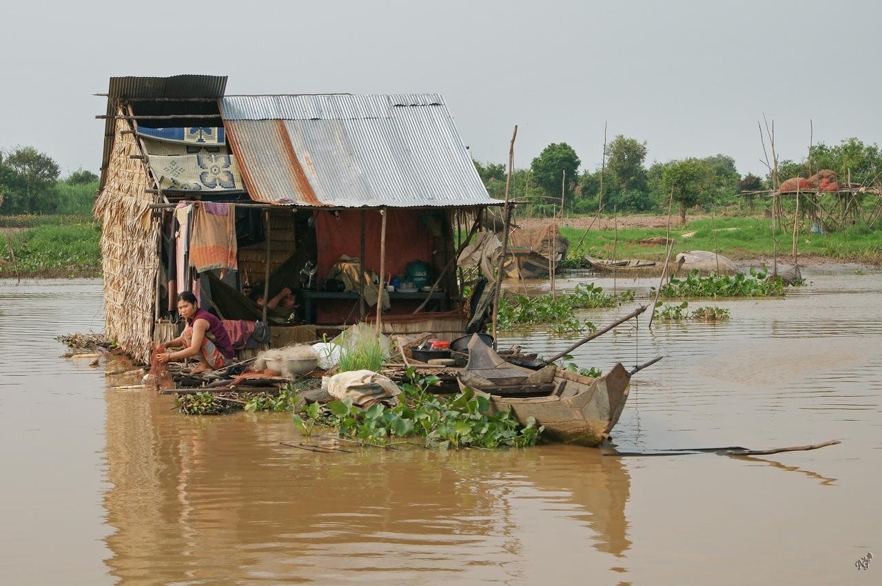 Village de pêcheurs ....