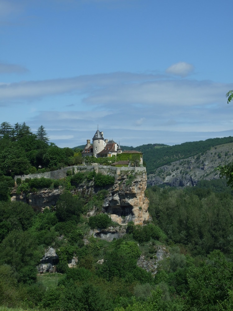 Village de Pinsac (Lot)