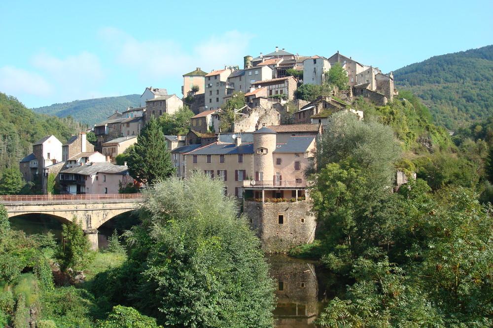 Village de St Sernin - Aveyron