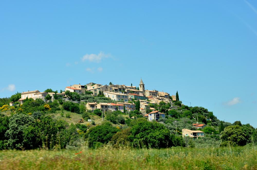 Village des Alpes Maritimes