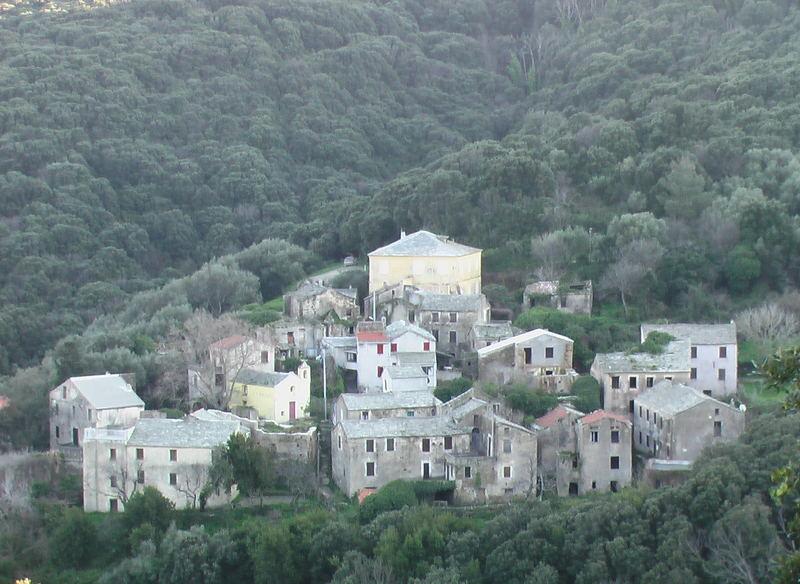 Village du Cap Corse
