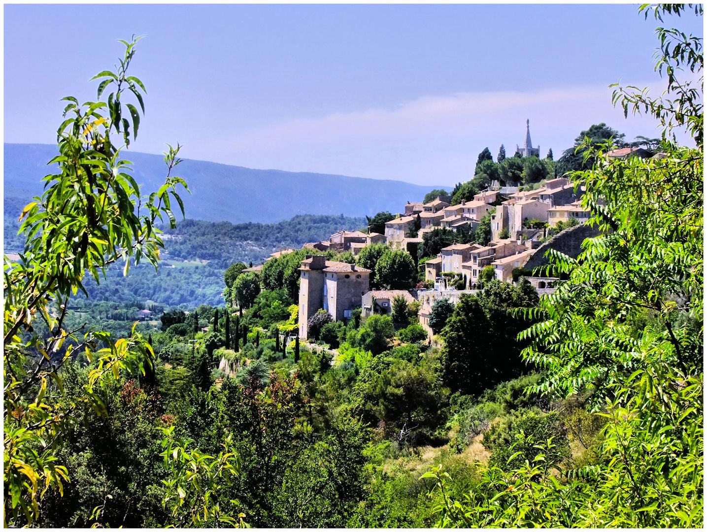 Village en Luberon