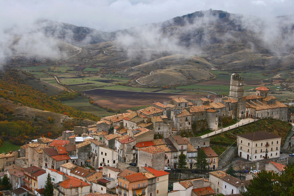 Village in Abruzzo