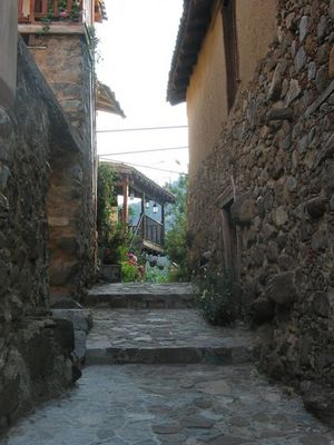 Village Kakopetria, Cyprus