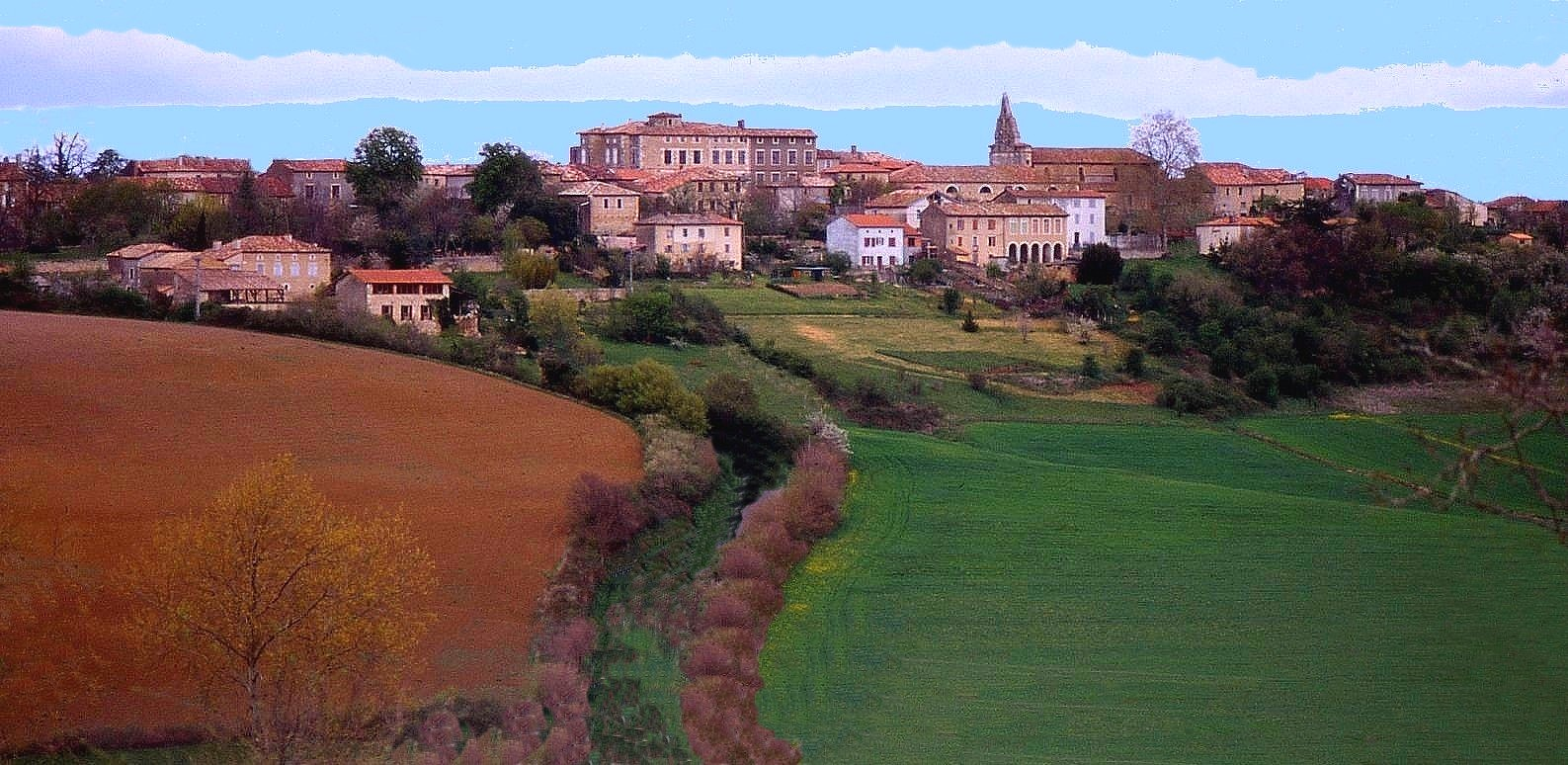 Village-paysage