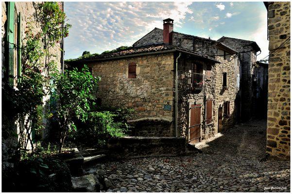 Villages d'autrefois