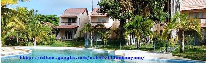 Villas Banyans: Pieds dans l'Eau à l'Ile Maurice
