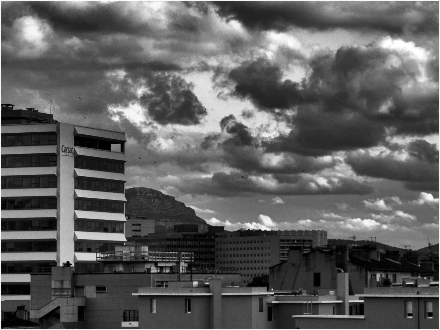 Ville au noir