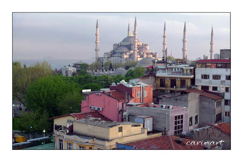 Ville de contrastes / Eine Stadt der Kontraste