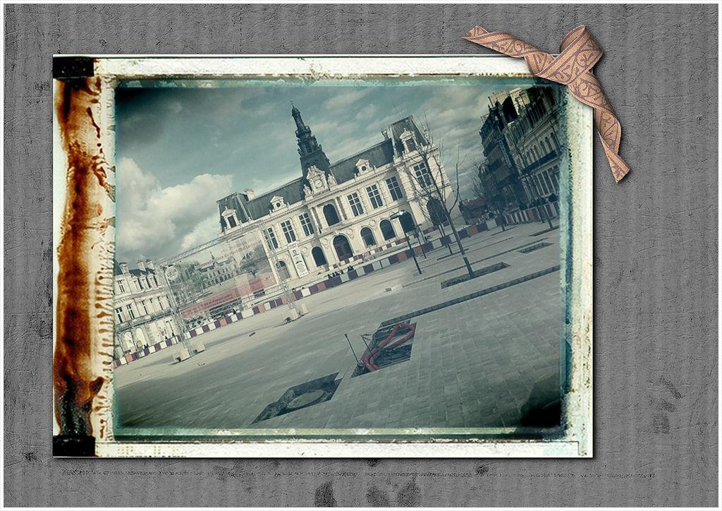 .....Ville de Poitiers.....