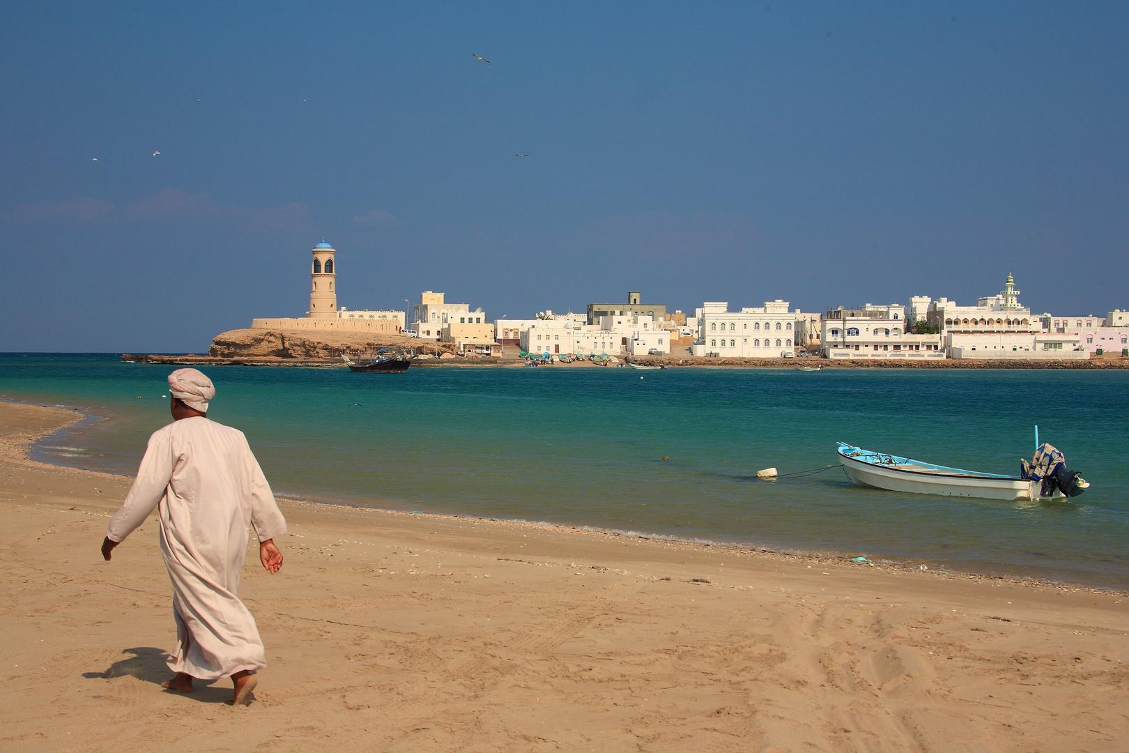 Ville de Sur, Sultanat d'Oman