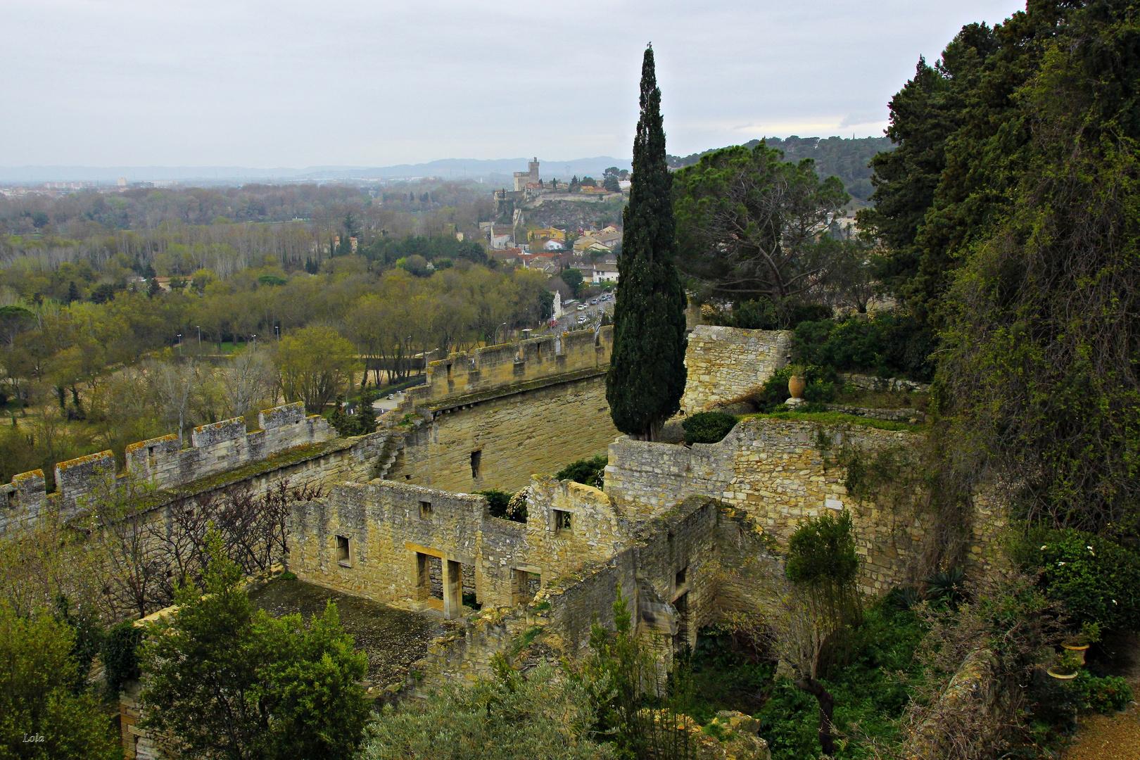 ...Villeneuve lez Avignon...
