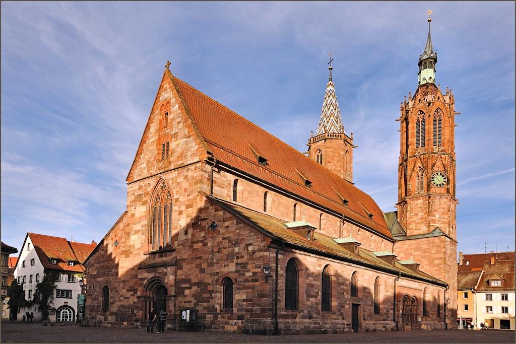 Villingen-Schwenningen - Münster
