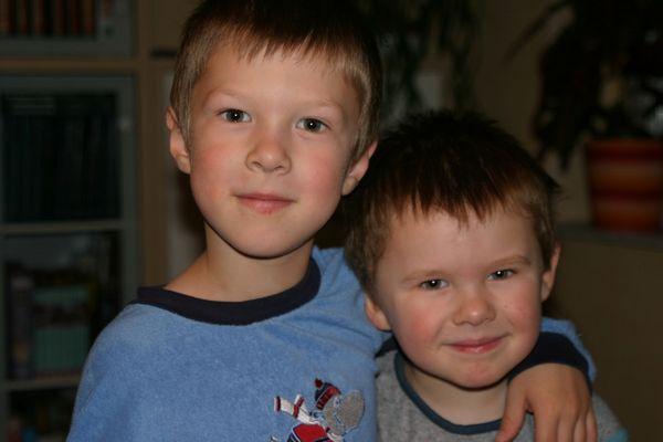 Vincent und Patrick
