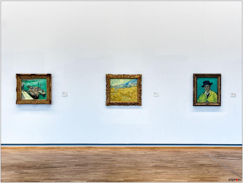 Vincent van Gogh - Dreifach