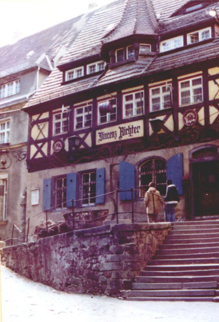 Vincenz Richter Weinrestaurant