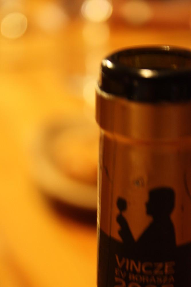 Vincze Bela Bottle
