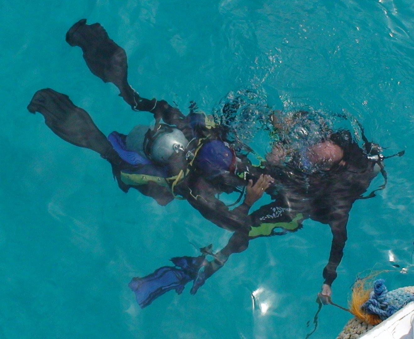 vingt mille lieues sous les mers en Egypte