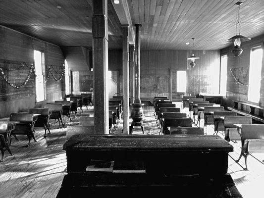 Vintage Americano School