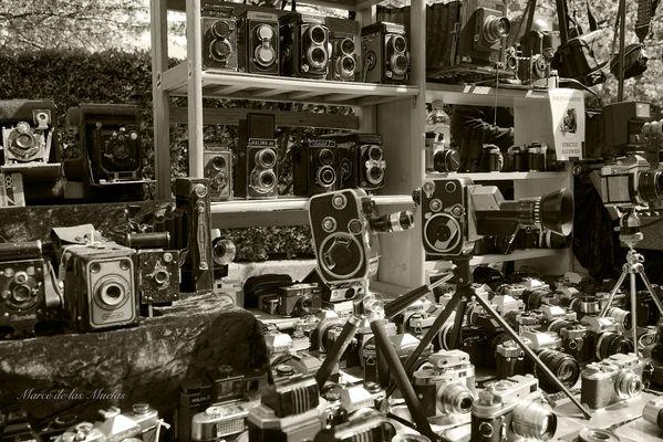 ...vintage cameras...