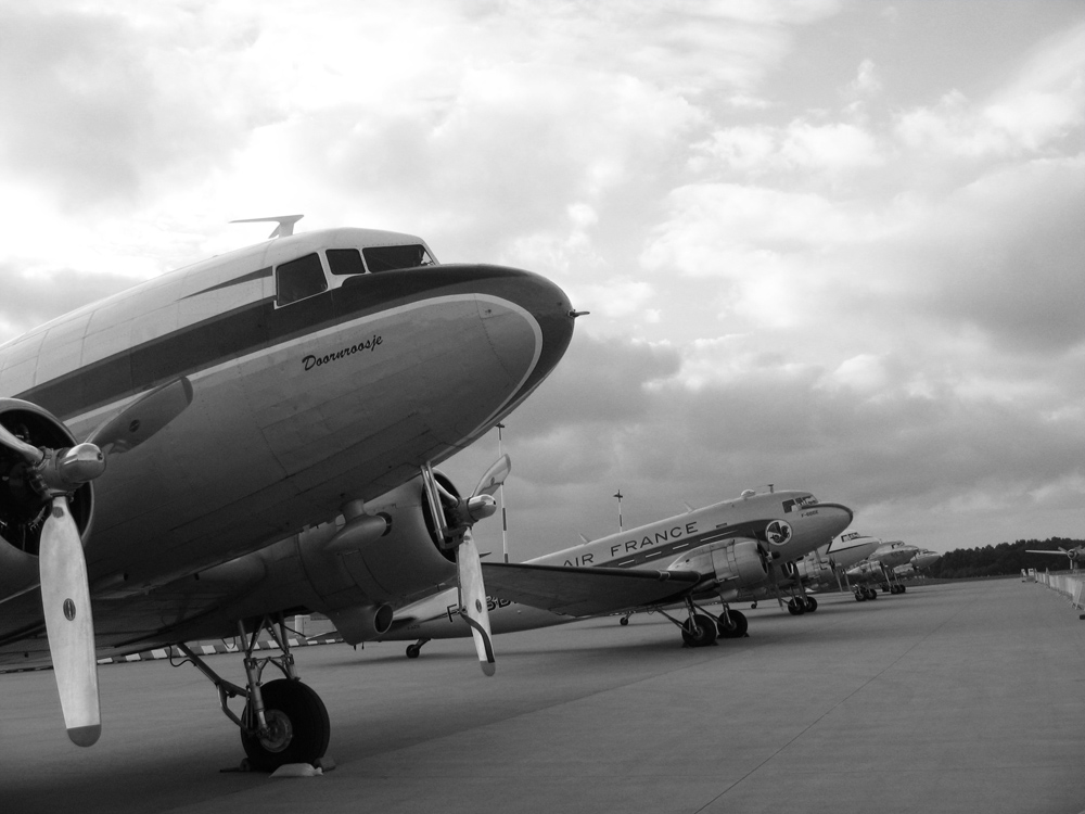 Vintage Flyers