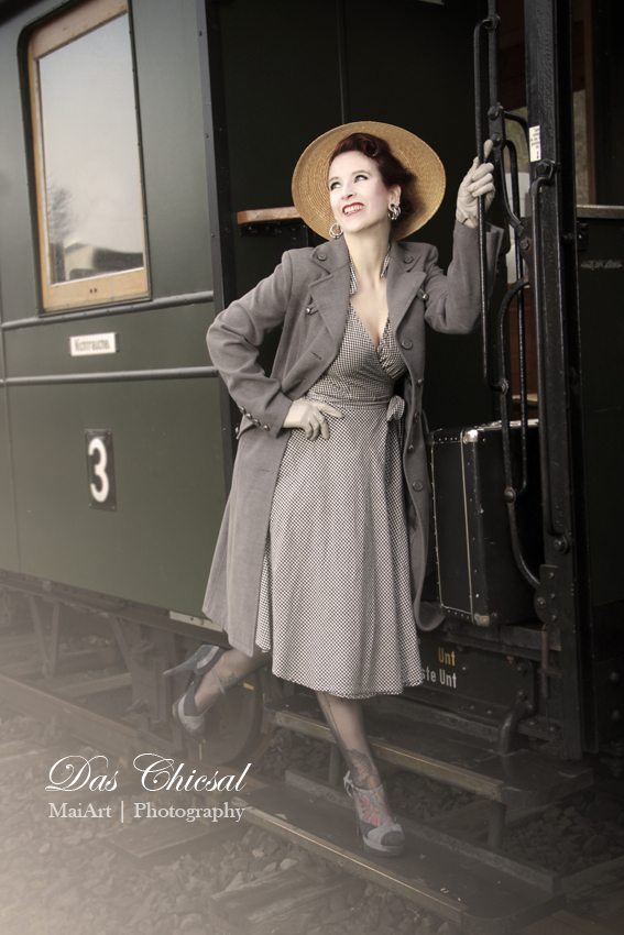 Vintage Photoshoot Serie 3