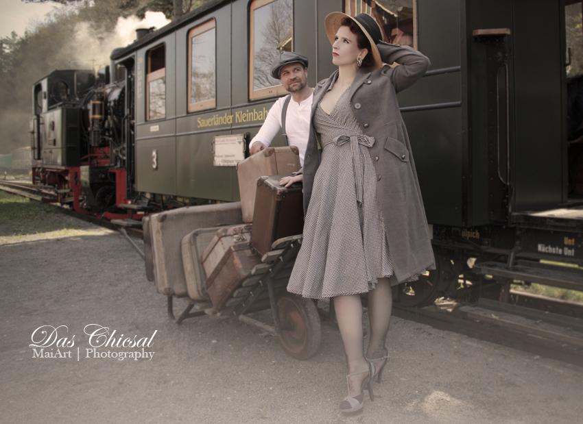 Vintage Photoshoot Serie 4