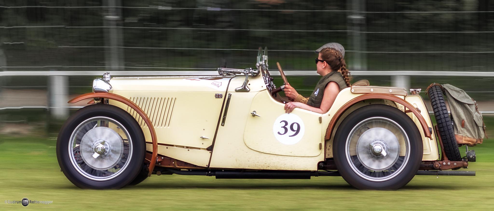 Vintage Race Days 2017