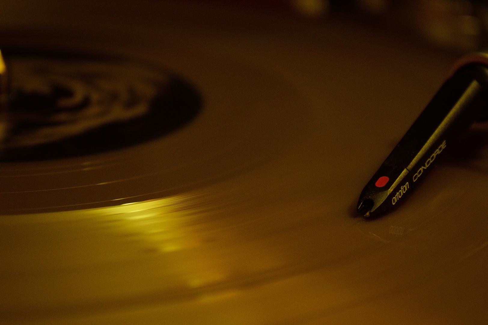 Vinyl (Ulver: Svidd Neger - Gold Vinyl)