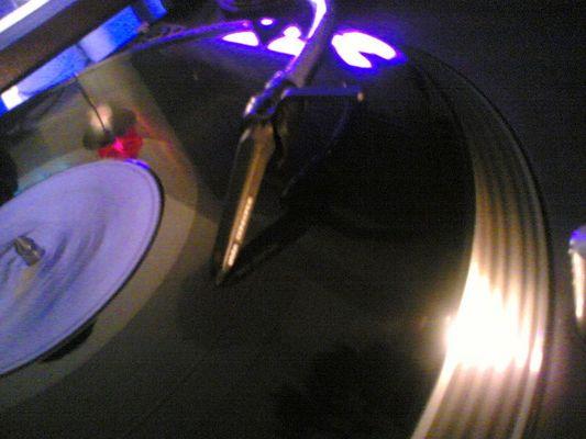 Vinylabspielgerät