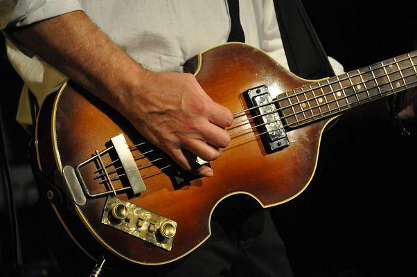violin bass