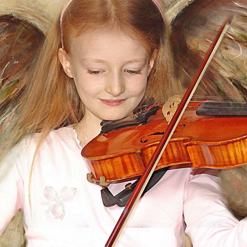 Violinenengel