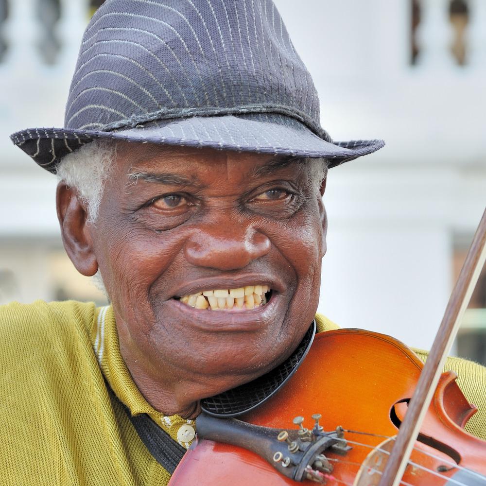 Violinista 1
