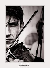 violinista a metà