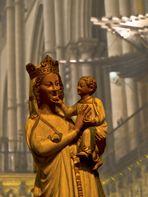 Virgen Blanca (Catedral de Toledo)