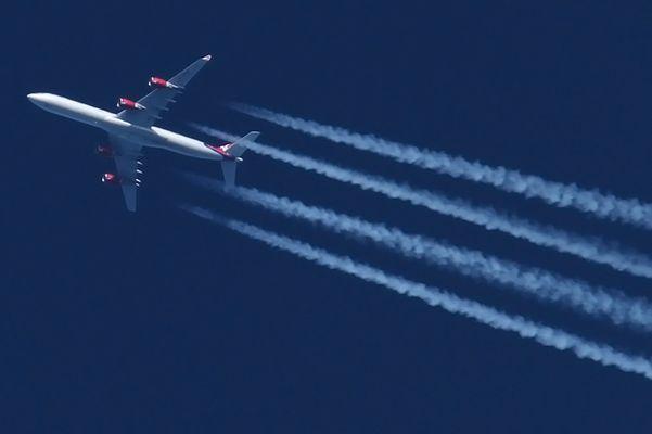 Virgin Atlantic Airbus A340-642 (A346) G-VOGE