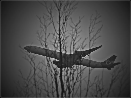 Virgin Atlantic Airways....