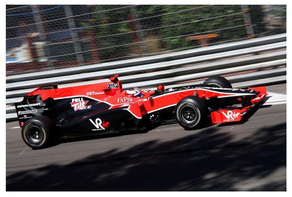 Virgin F1, Monaco 2010