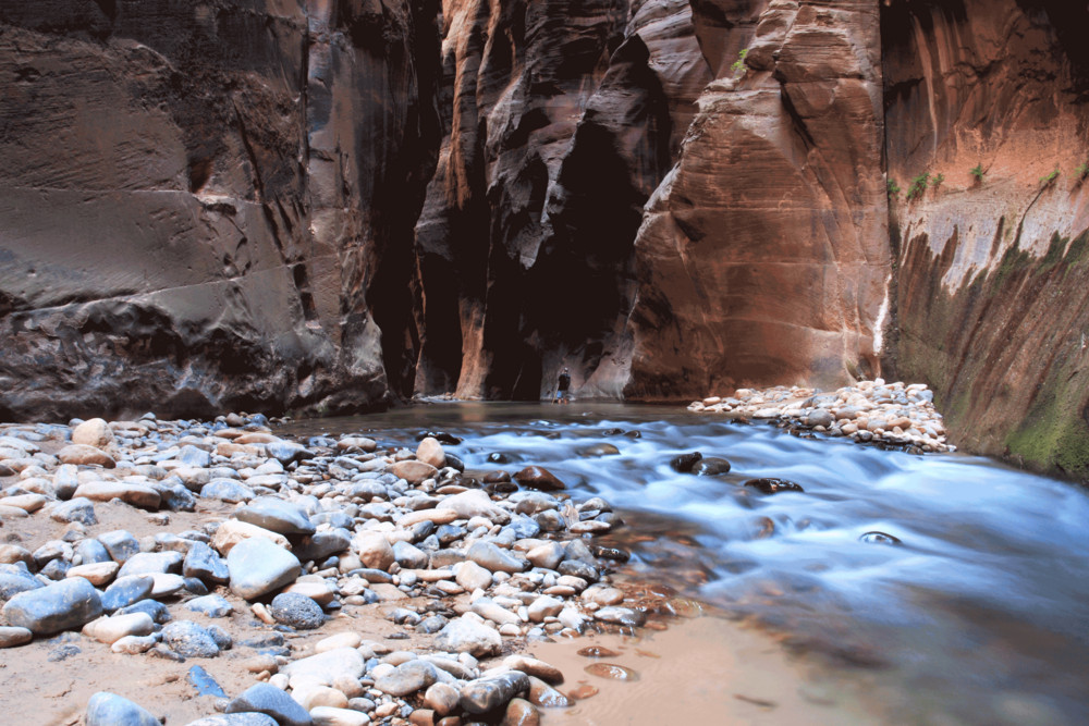 Virgin River / Zion National Park - USA