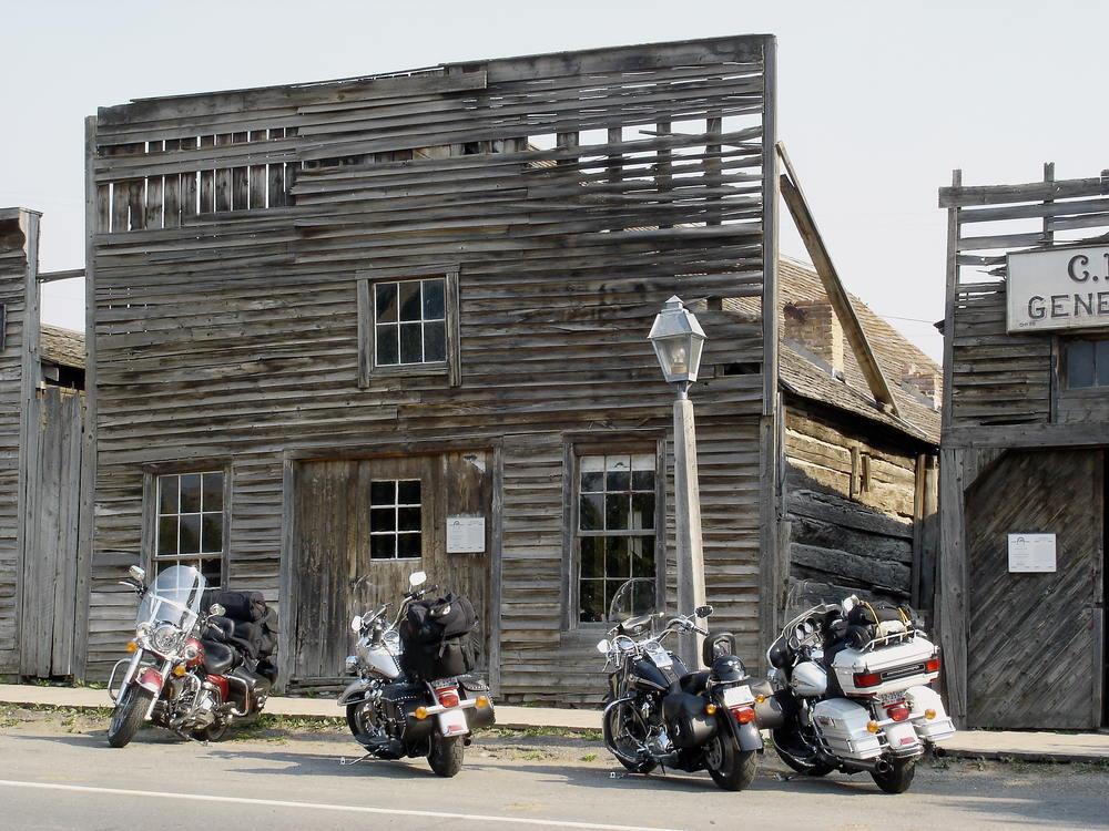"Virginia City ""New Riders 2007"""
