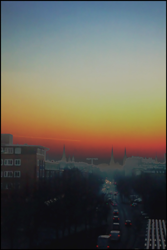 Virtual Hamburg