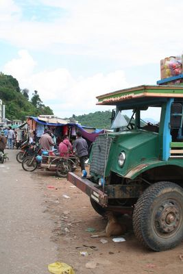 Visa run - Myanmar - Kawthaung