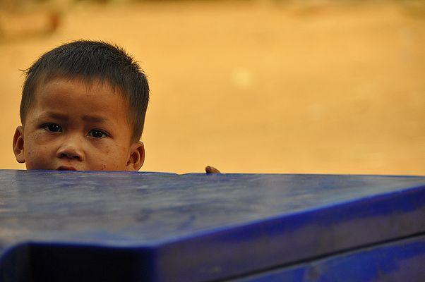 Visage du Cambodge