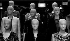Visage d'unité dans différents vêtements !!!!