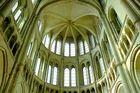 Vision du choeur Cathédrale de Noyon