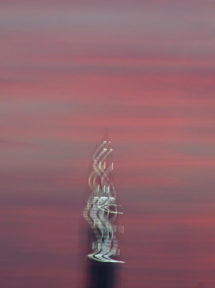 Vision du Minaret