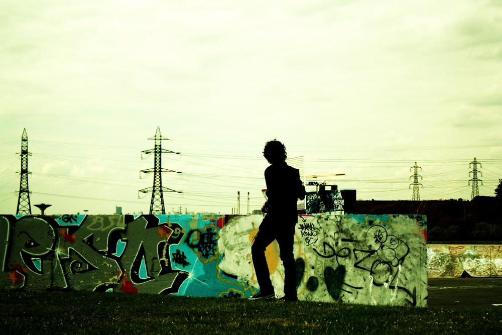 Vision graffiti